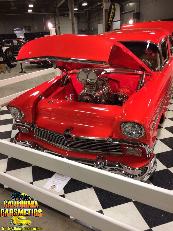 Western Fair Car Show Phils Belair CALIFORNIA CARSMETICS - Car show display accessories